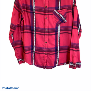 Primary Photo - BRAND: AMERICAN EAGLE STYLE: TOP LONG SLEEVE COLOR: PINK SIZE: L SKU: 256-25681-1110