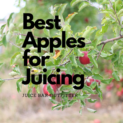 What are the best apples for juicing?