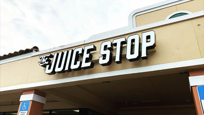 The Juice Stop - Cold-Pressed Juice on tap