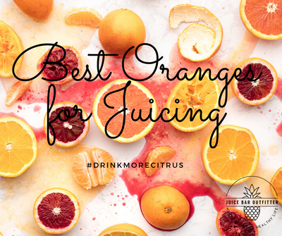 What are the best types  of oranges for juicing?