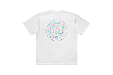 The Vibration Tee - White