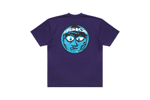 The Twins Tee - Purple