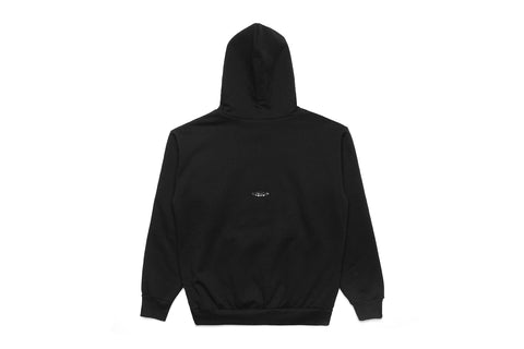 The Vibration Hoodie - Black