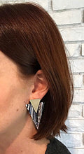 Load image into Gallery viewer, SAS DOUBLE ARROW EARRINGS