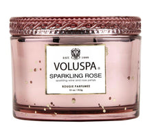 Load image into Gallery viewer, SPARKLING ROSE - CORTA MAISON CANDLE