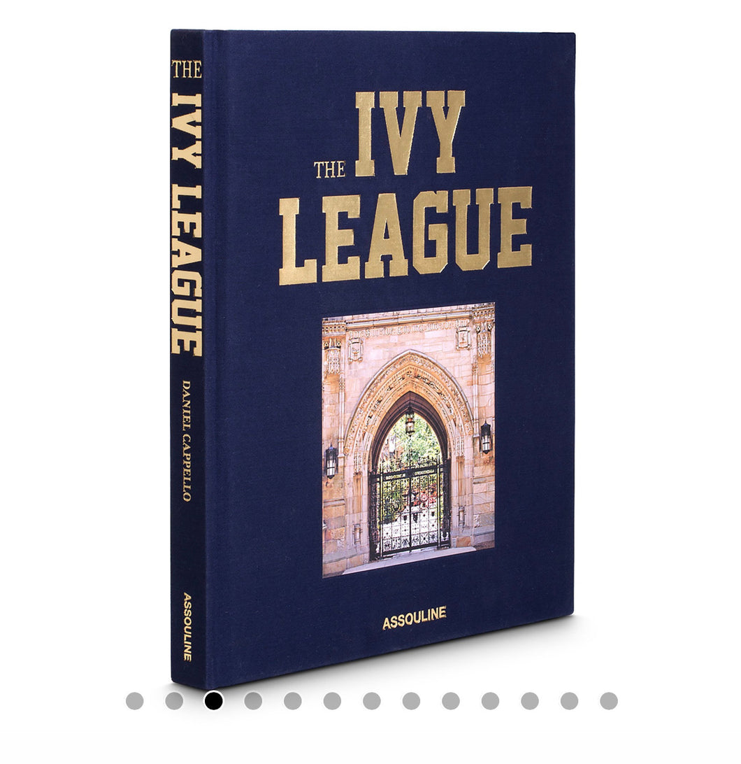 THE IVY LEAGUE BOOK