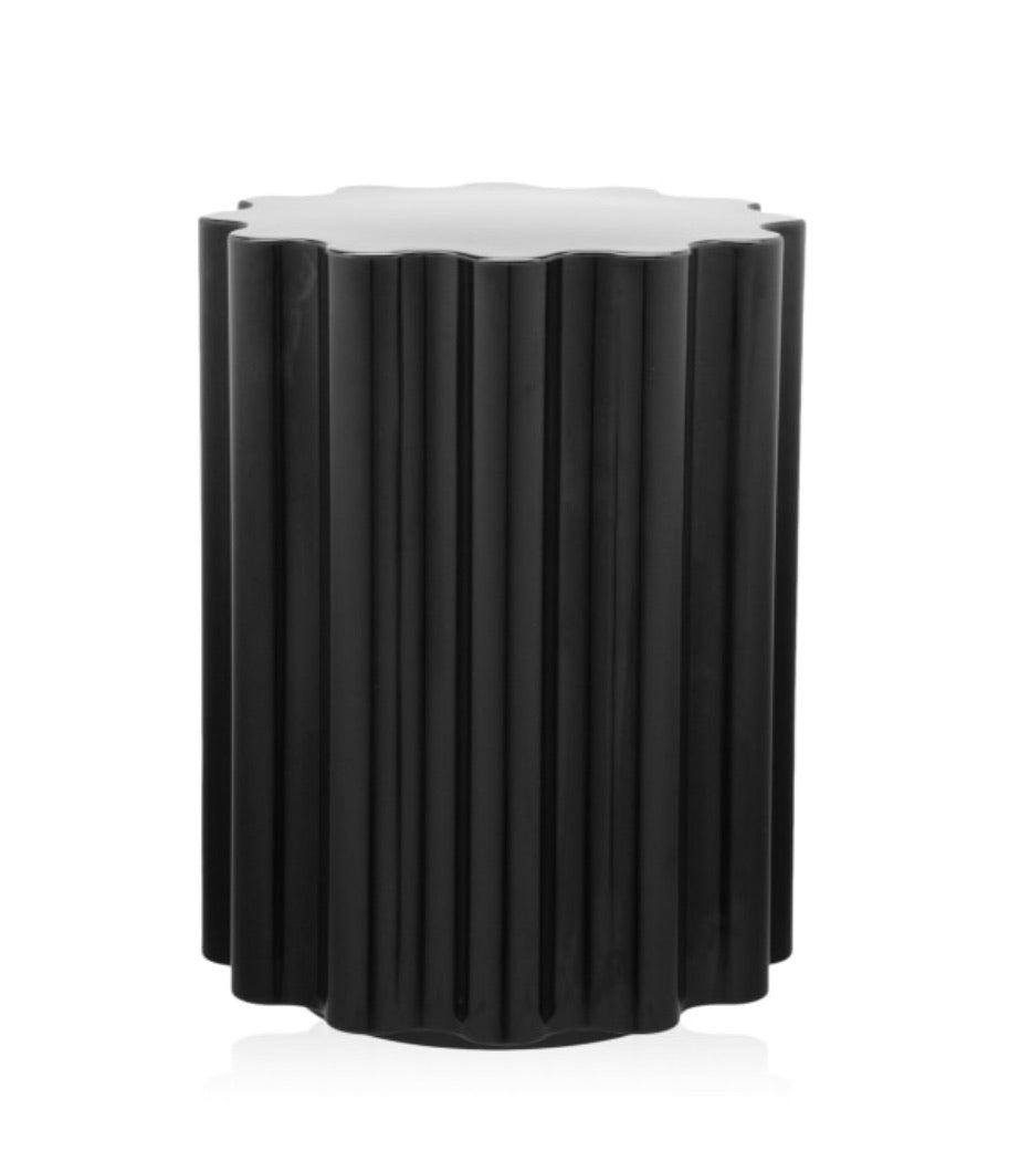 COLONNA BLACK STOOL
