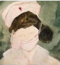"Load image into Gallery viewer, ""NURSE HOPE"""