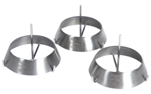 Stainless Steel Grill Rings