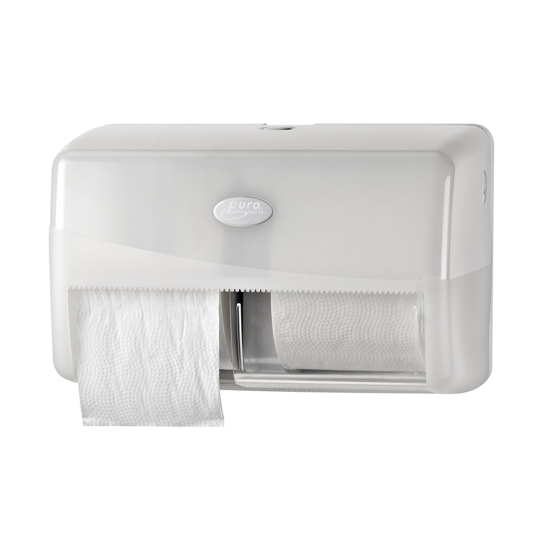 Pearlline Duo Toiletrolhouder Wit 431002