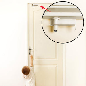 Houston Professional Childproof Door Latch