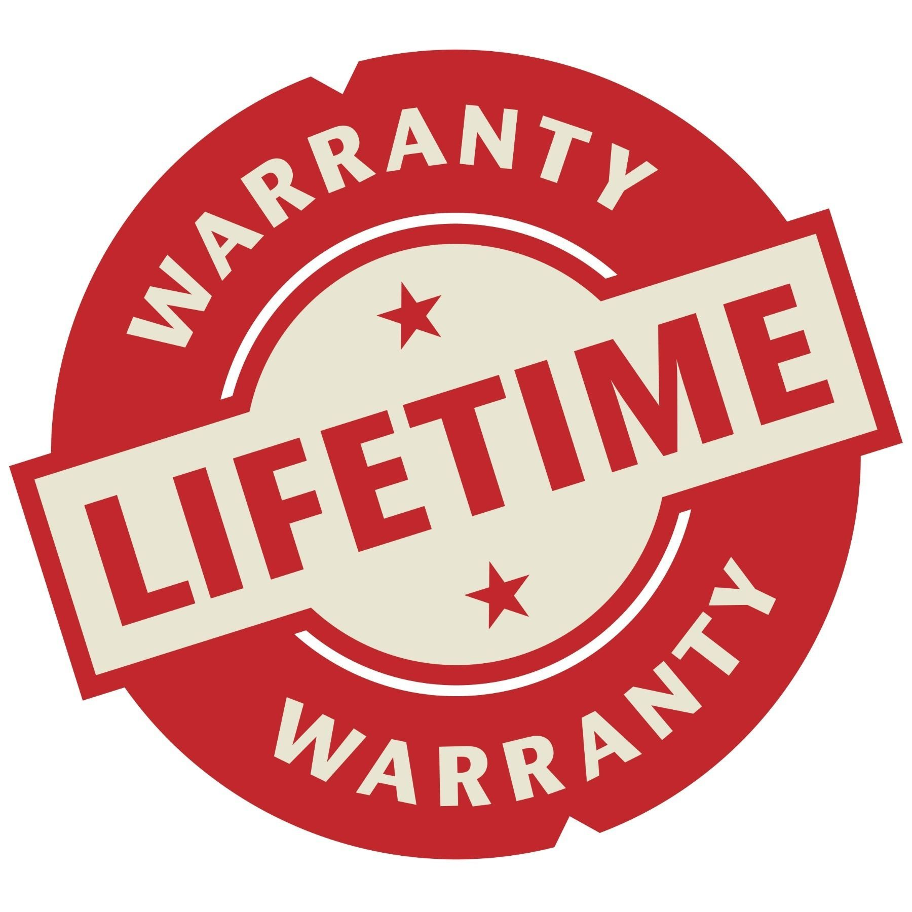 Lifetime Warranty - one price covers all GlideLoks in your order