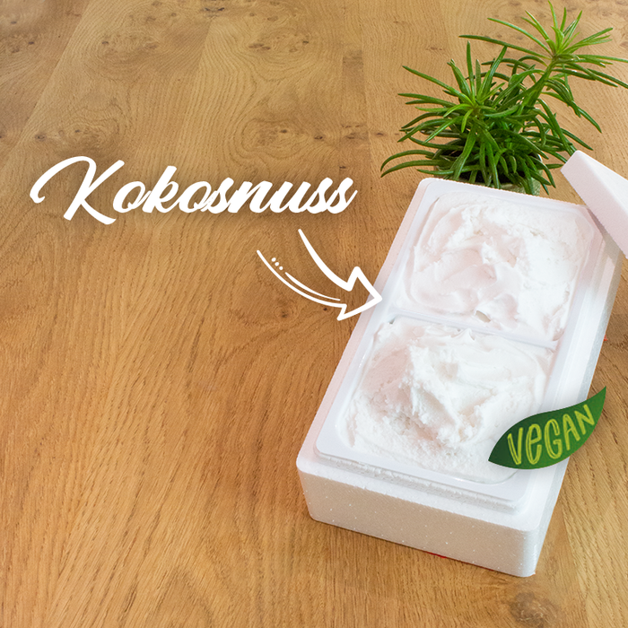 Kokosnuss (Vegan)