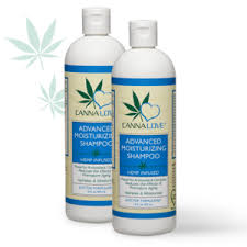 CannaLove ADVANCED MOISTURIZING SHAMPOO