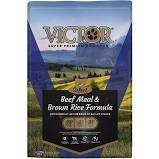 VICTOR DRY DOG FOOD BEEF/BROWN RICE
