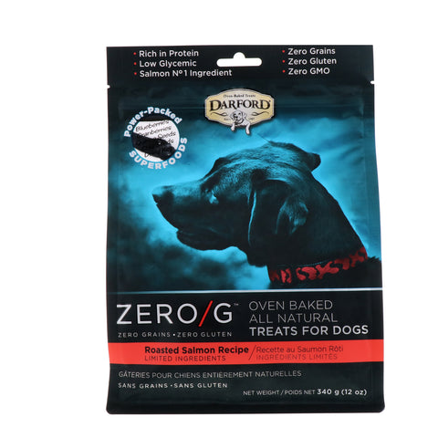 DARFORD ZERO/G ROAST SALMON 6OZ