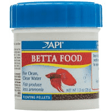 API-Betta Food pellets-.78oz
