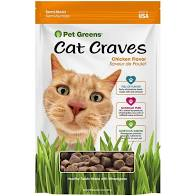 Pet Greens Cat Craves Chicken 3oz