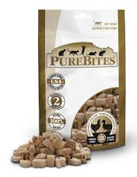 Purebites Cat Treat Duck .56oz