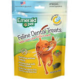 Emerald Pet Feline Dental Trts Trky Duck 3oz