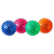 Petsports Gorrila Spiky Ball Med