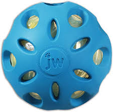 Jw Crackle Ball Lrg