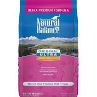 Natural Balance Original Ultra Chckn&slmn 6lb