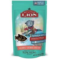 My Little Lion Salmon-licious 2.65oz