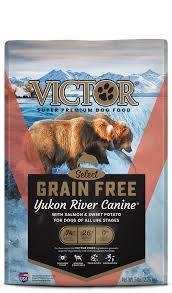 VICTOR DRY DOG FOOD G/F YUKON RIVER