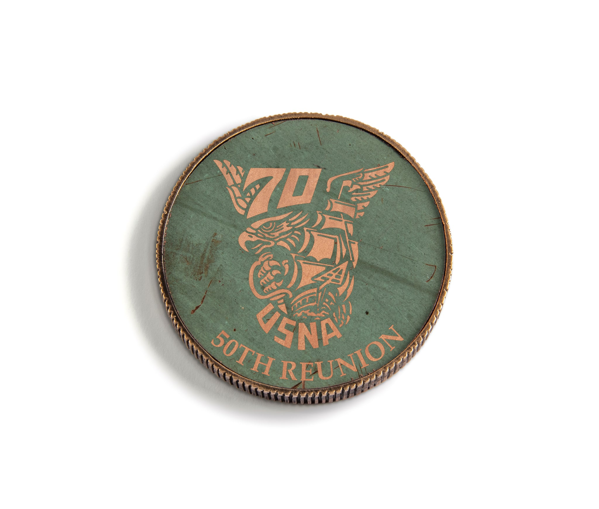 Class of '70 Challenge Coin