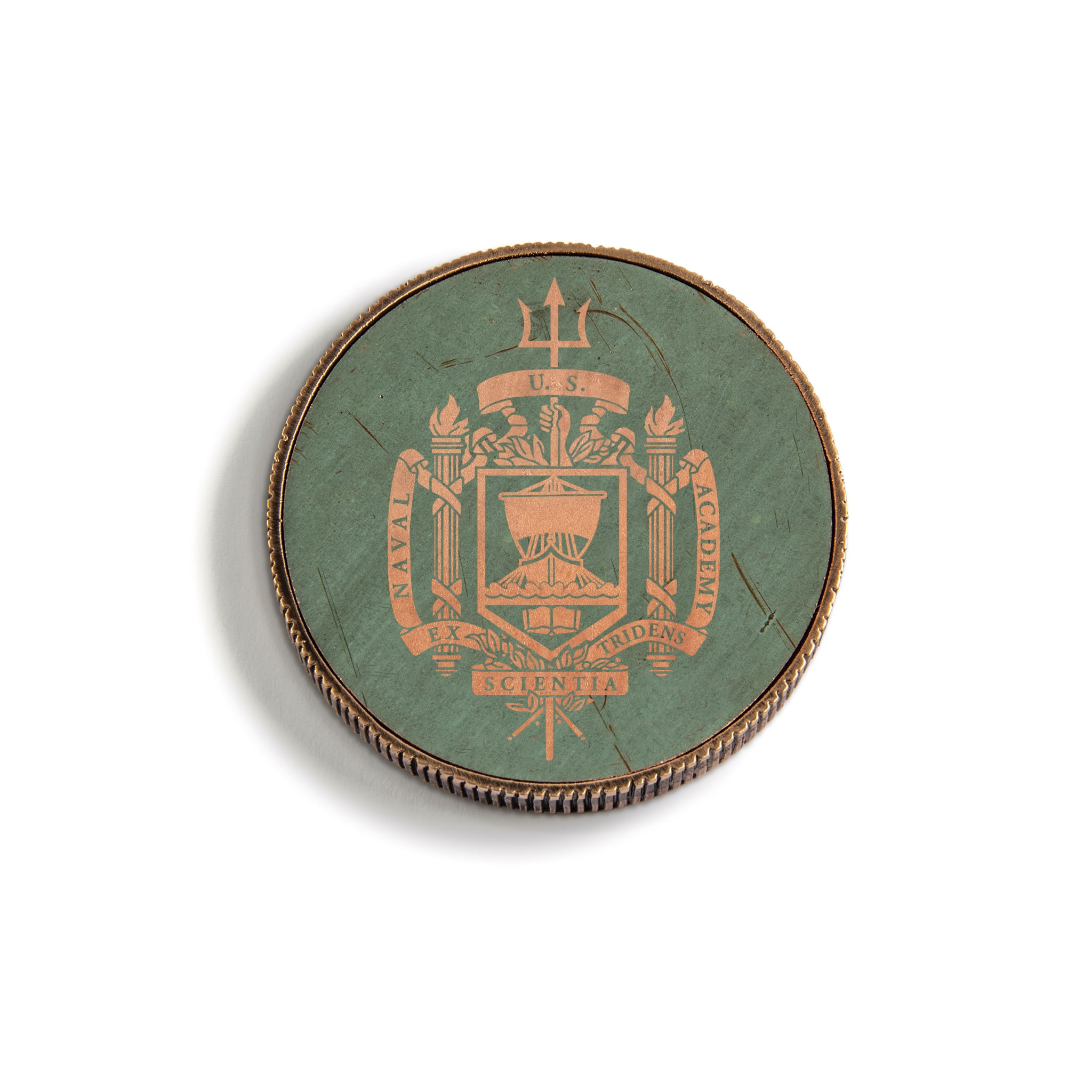 Class of '92 Challenge Coin