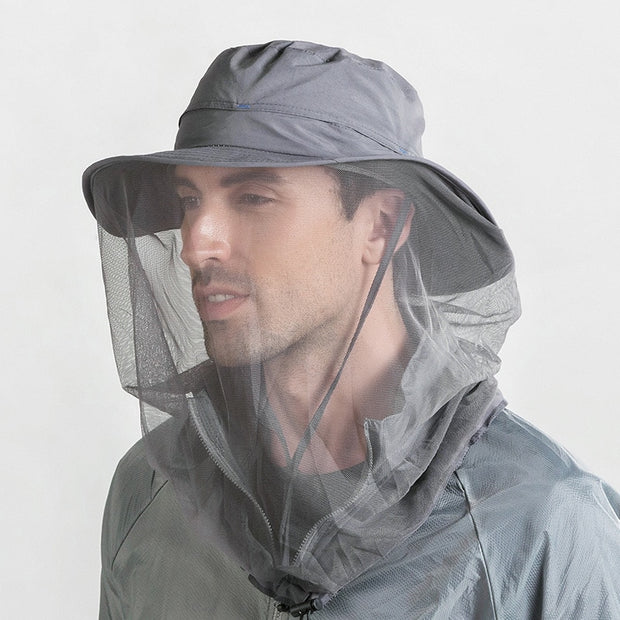 Breathable Anti Insects Hat For Outdoor