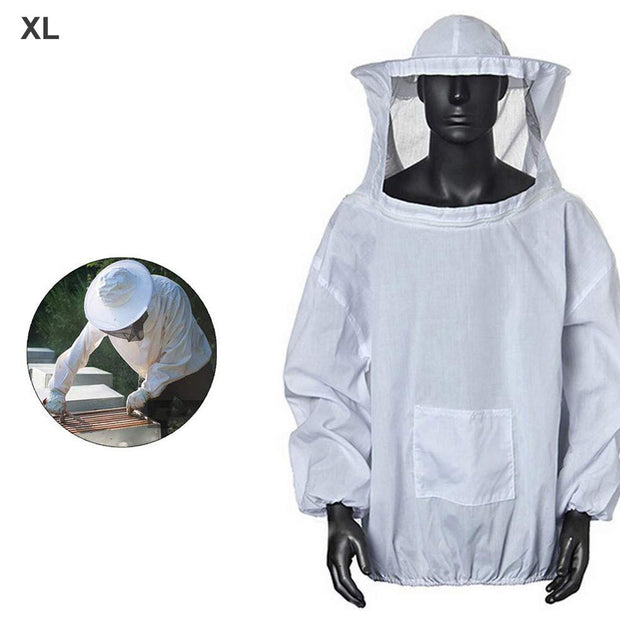 Breathable Anti Bee Suit With Protective Cap