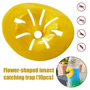 Flower Shaped Insects Trap