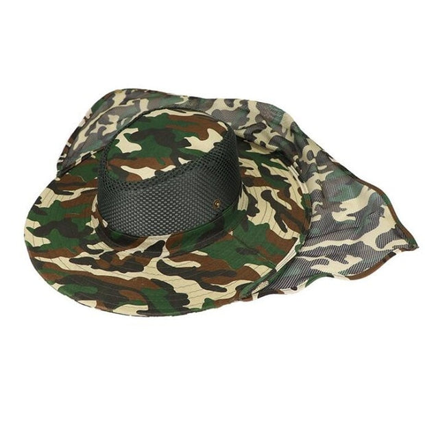 Outdoor Neck Protection Hat