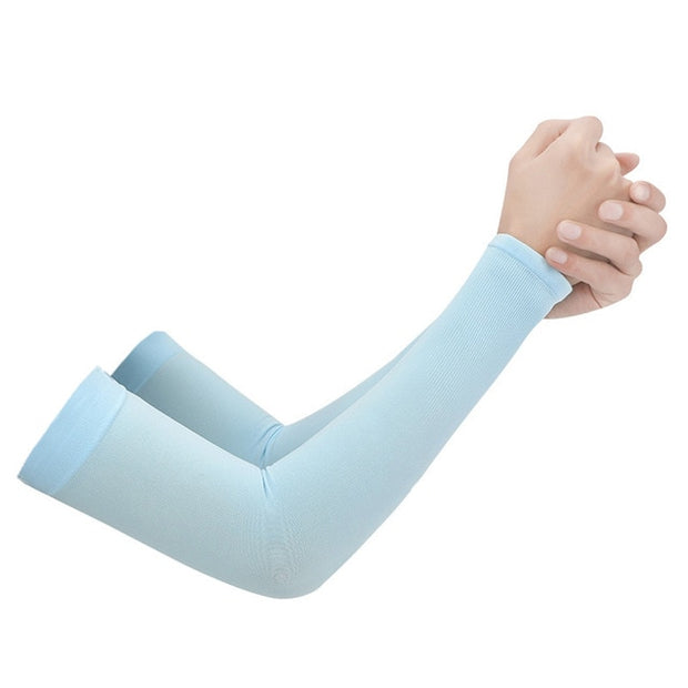 Ice Silk Arm Sleeves
