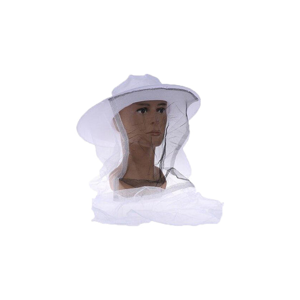 Mosquito Protection Net for Cowboy or Fishing Bucket style hat
