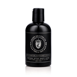 Crown Shaving - Soothing After Shave Lotion 120 ml/4 fl oz.