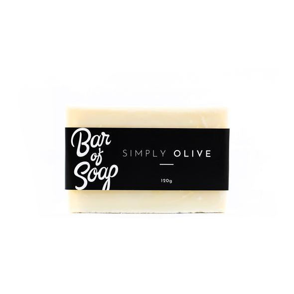 Simply Olive Soap