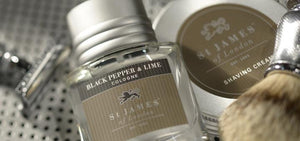 Black Pepper & Lime Cologne