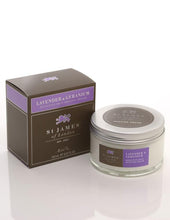 Load image into Gallery viewer, Lavender & Geranium Shave Jar