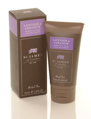 Lavender & Geranium Travel Tube