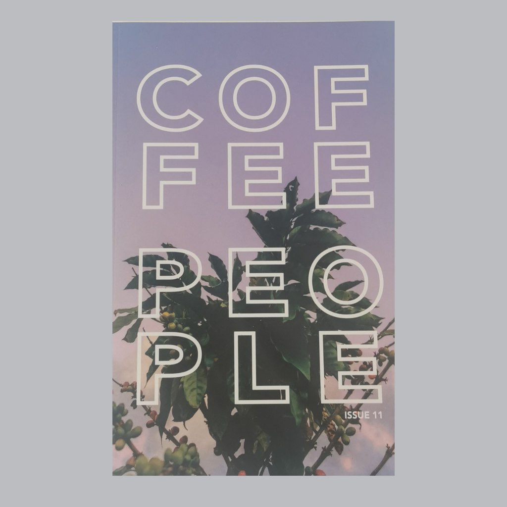 Coffee People Zine מגזין