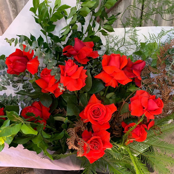 AMORE Red Roses