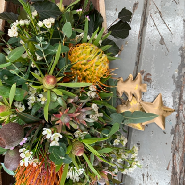 Native Table Flower Arrangement