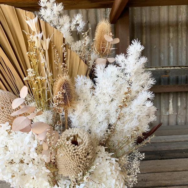 Florist Choice - Dried Everlasting Flower Arrangement