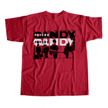 Load image into Gallery viewer, Psychocandy Tour Tee (Red)