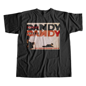 Psychocandy Tour Tee (Black)