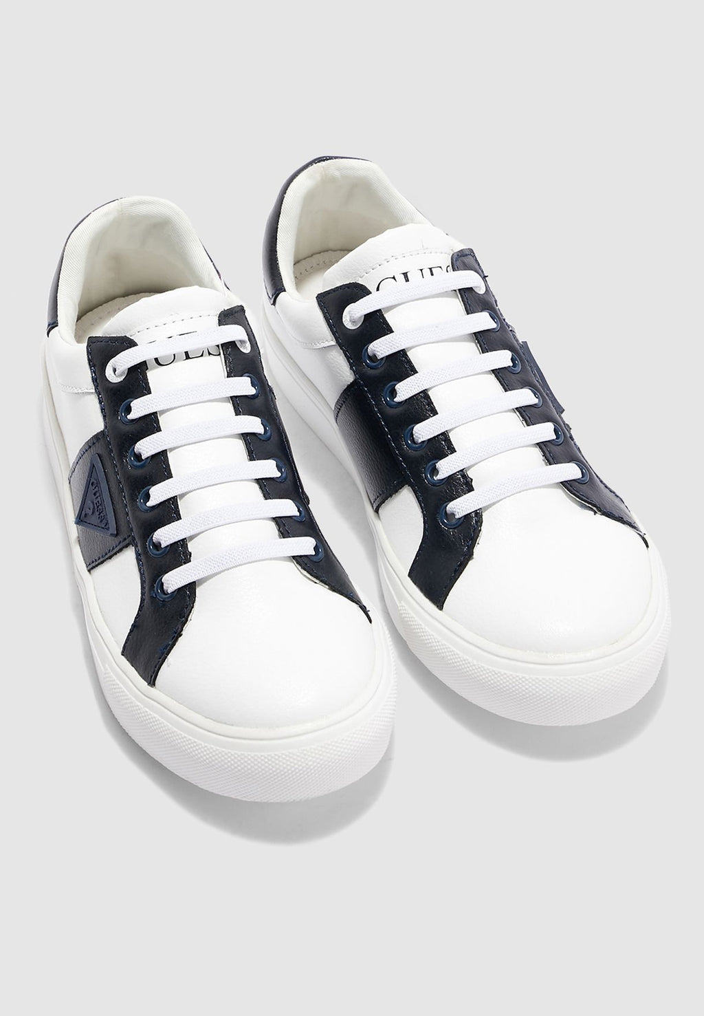 Zack Leather Sneaker - MamaSmile