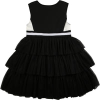 Black Tule Dress - MamaSmile
